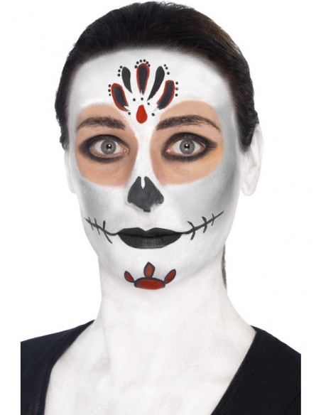 Maquillaje Muerte Mexicana