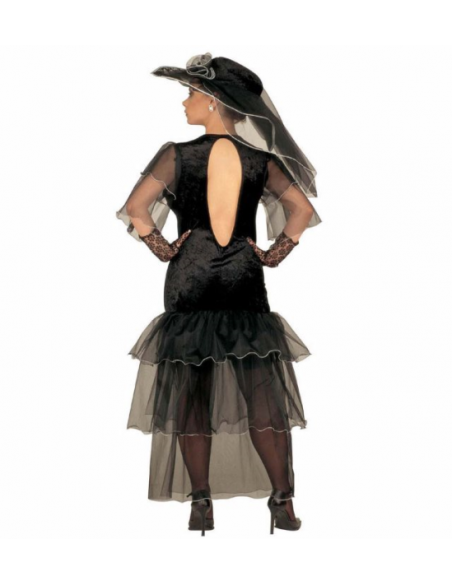Vestido de Viuda Alegre