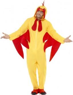 Disfraz de Pollo Amarillo