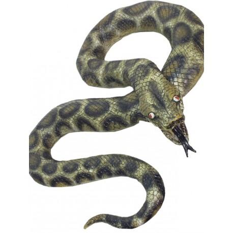 Serpiente muy real