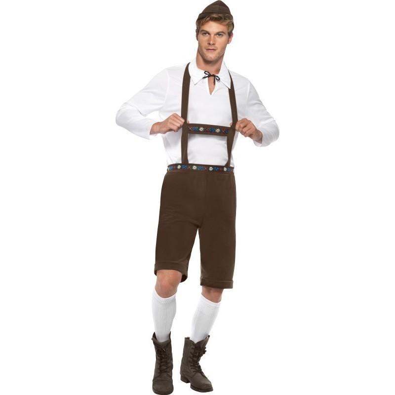 Disfraz de Tirolés Bávaro  471538e662cd