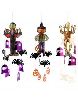 Personajes de Halloween para Decorar