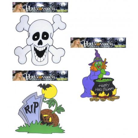 Adhesivos surtidos Halloween