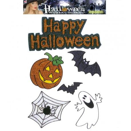 Pack de Pegatinas decorado Halloween