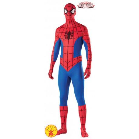 Disfraz de Spiderman Oficial Marvel