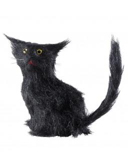 Figura Gato Negro Tamaño Mini