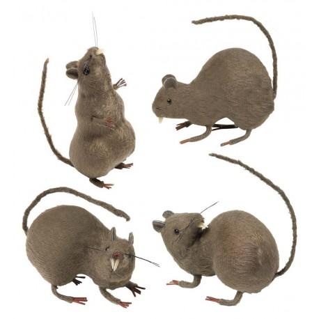 Figura de Raton Peludo