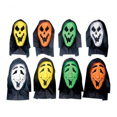 Mascara de Fantasma con Capucha