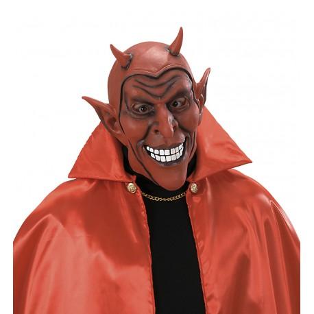 Mascara Sonriente de Demonio