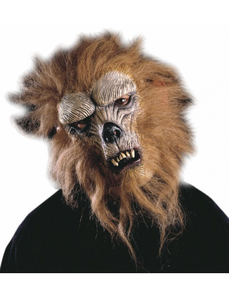 Mascaras Hombre Lobo con Pelo