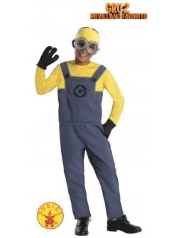 Disfraz de Minion para Niño