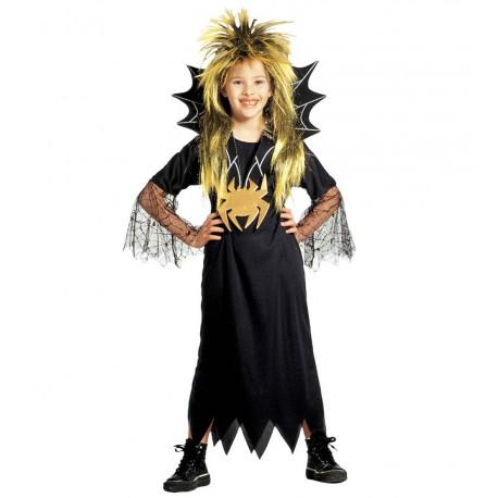 Disfraz de Arácnida para Niña