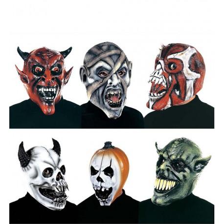 Mascaras de Halloween Varios Modelos