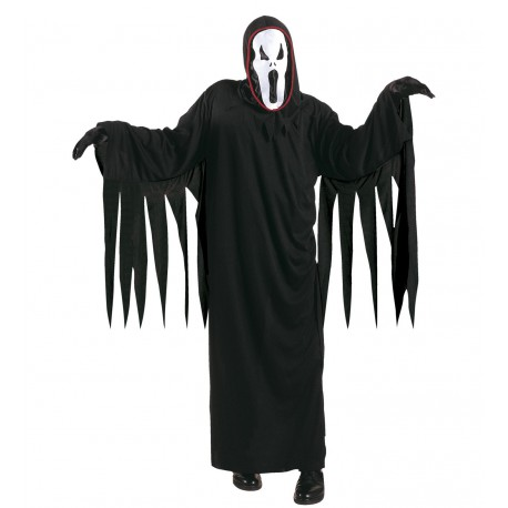Disfraz de Fantasma con Máscara