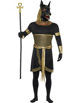 Disfraz de Anubis el Chacal