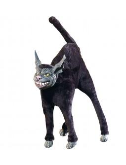 Gato Negro de peluche moldeable