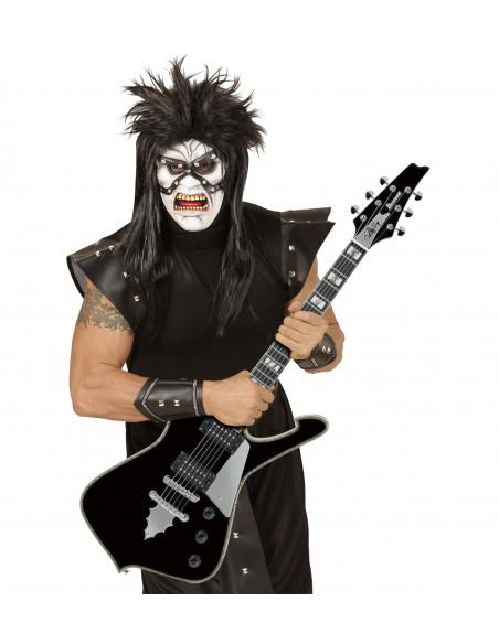 Media Mascara Rockero loco