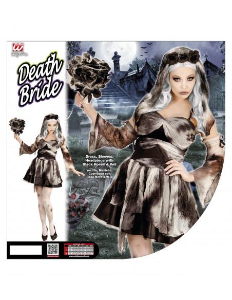 Disfraz de Novia de la muerte