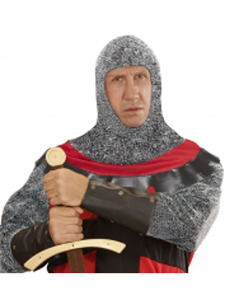 Verdugo medieval con polipiel