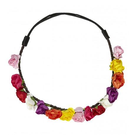 Cinta para la cabeza con flores