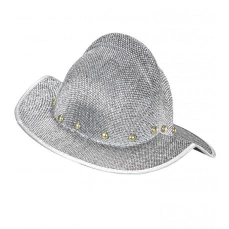 Sombrero casco Medieval Conquistador