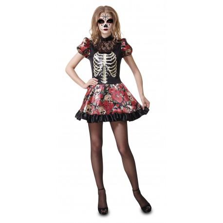 Disfraz de el Día de los muertos