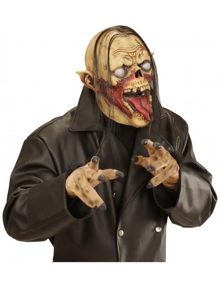Mascara completa de Zombie Vampiro