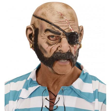 Mascara de Pirata con parche