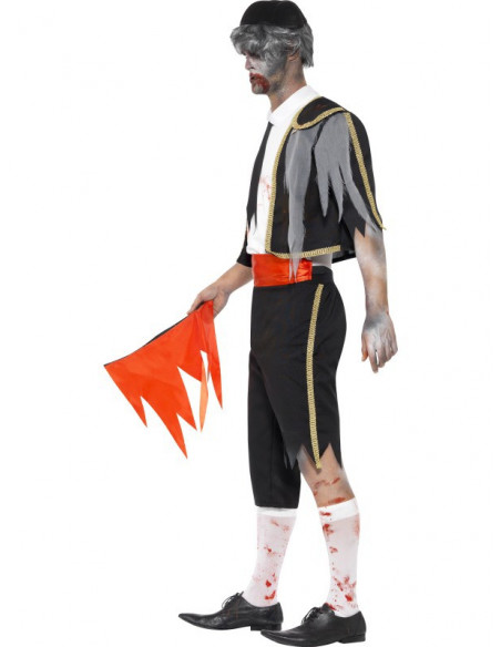 Disfraz de Torero Zombie