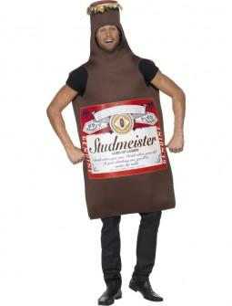 Disfraz de Cerveza Adulto Unisex