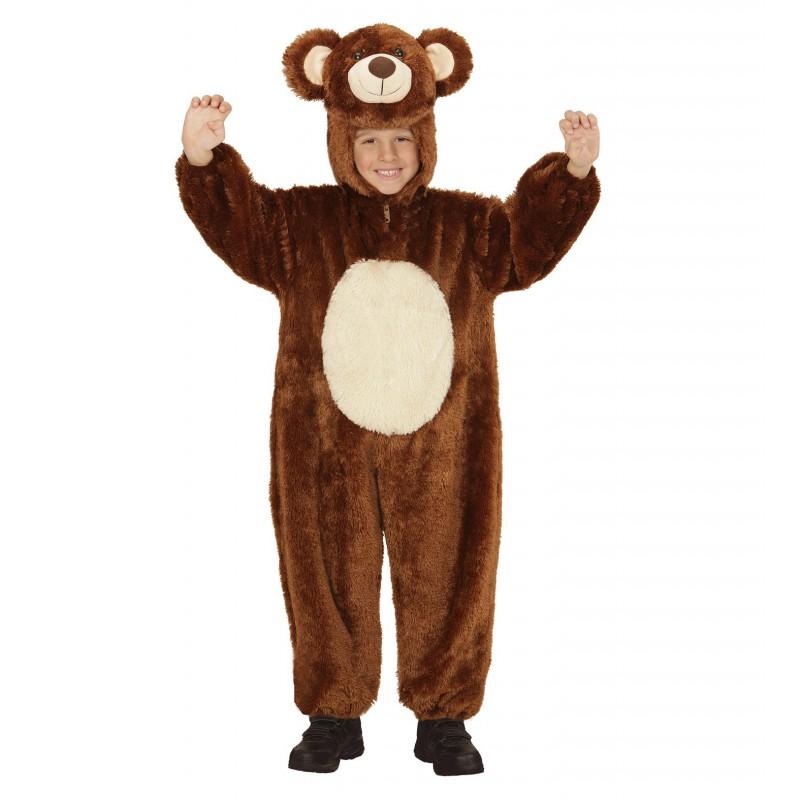 disfraz para nino de oso