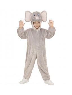 Disfraz de Elefante Unisex para Niños