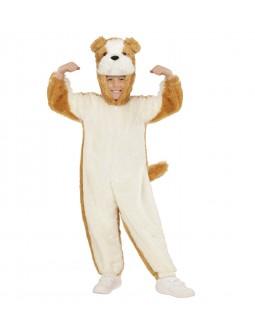 Disfraz de Perro de Peluche para Niños