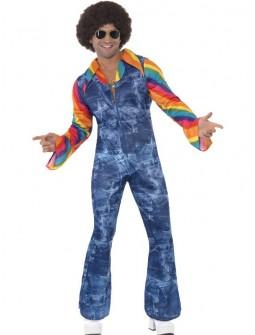 Disfraz de Hombre Disco