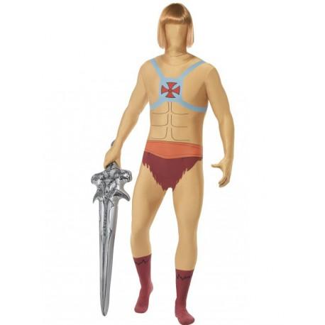 Disfraz de He-Man Segunda Piel