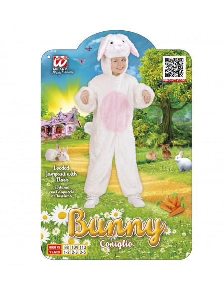 Disfraz de Conejito Unisex para niños