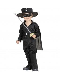 Disfraz de El Zorro para Niños