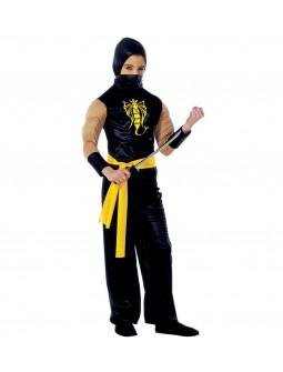 Disfraz de Ninja con músculos