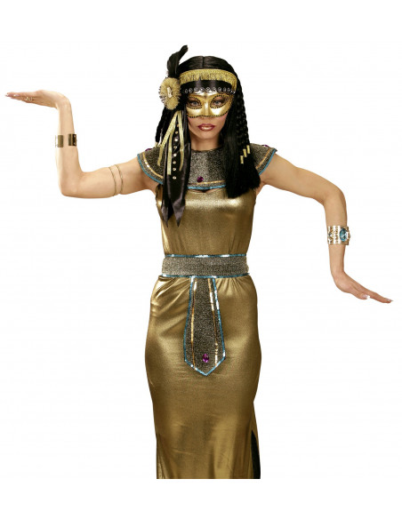 Antifaz de Egipcio decorado