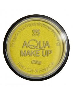 Maquillaje Amarillo al agua - Profesional -