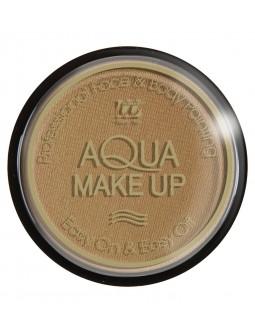 Maquillaje Marrón claro al agua - Profesional -