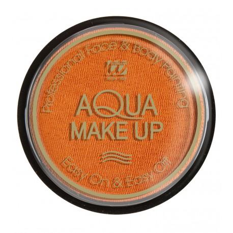 Maquillaje Naranja al agua - Profesional -