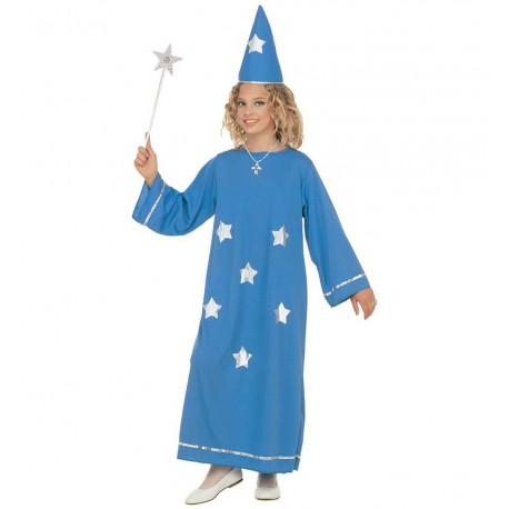 Disfraz de Hada azul para Niña Barato
