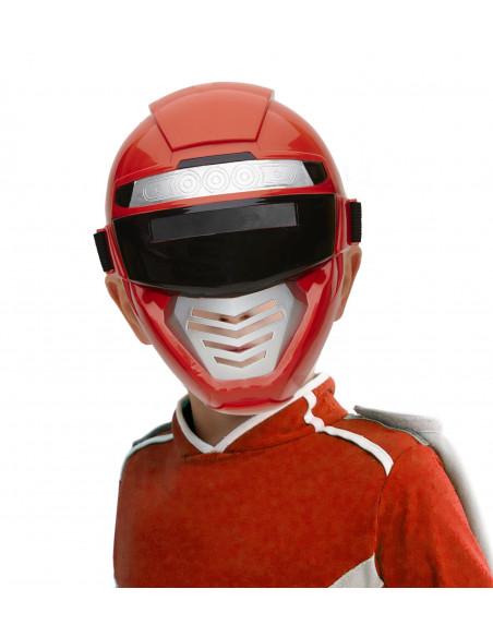 Mascara Power Rangers Rojo