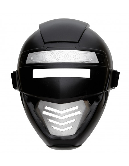 Mascara Power Rangers Negro
