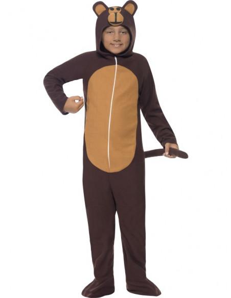 Disfraz de Mono Unisex para niños