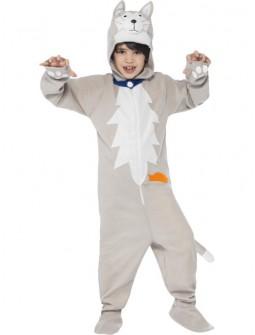 Disfraz de Gato Unisex para niños