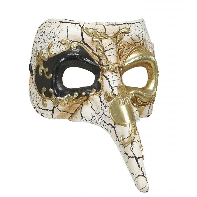 M scara veneciana de lujo decorada comprar online - Mascaras venecianas decoracion ...