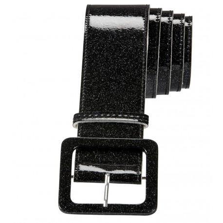 Cinturón Brillante Negro