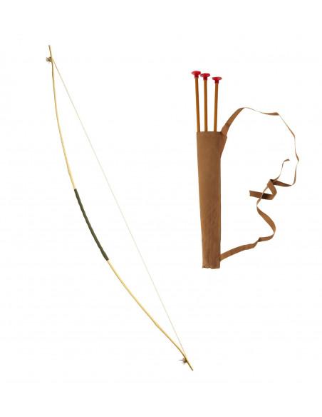 Arco mediano con Flechas